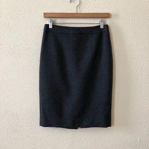J. Crew No. 2 Pencil Skirt in Wool 2